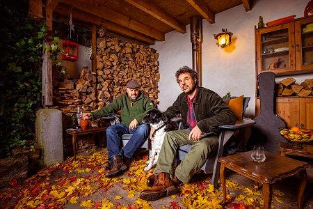 Dieter en Eric van der Westen  Credits B
