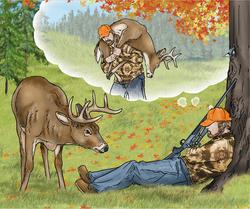 Untitled Deer Hunting Book