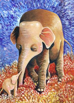 Elephant Momma