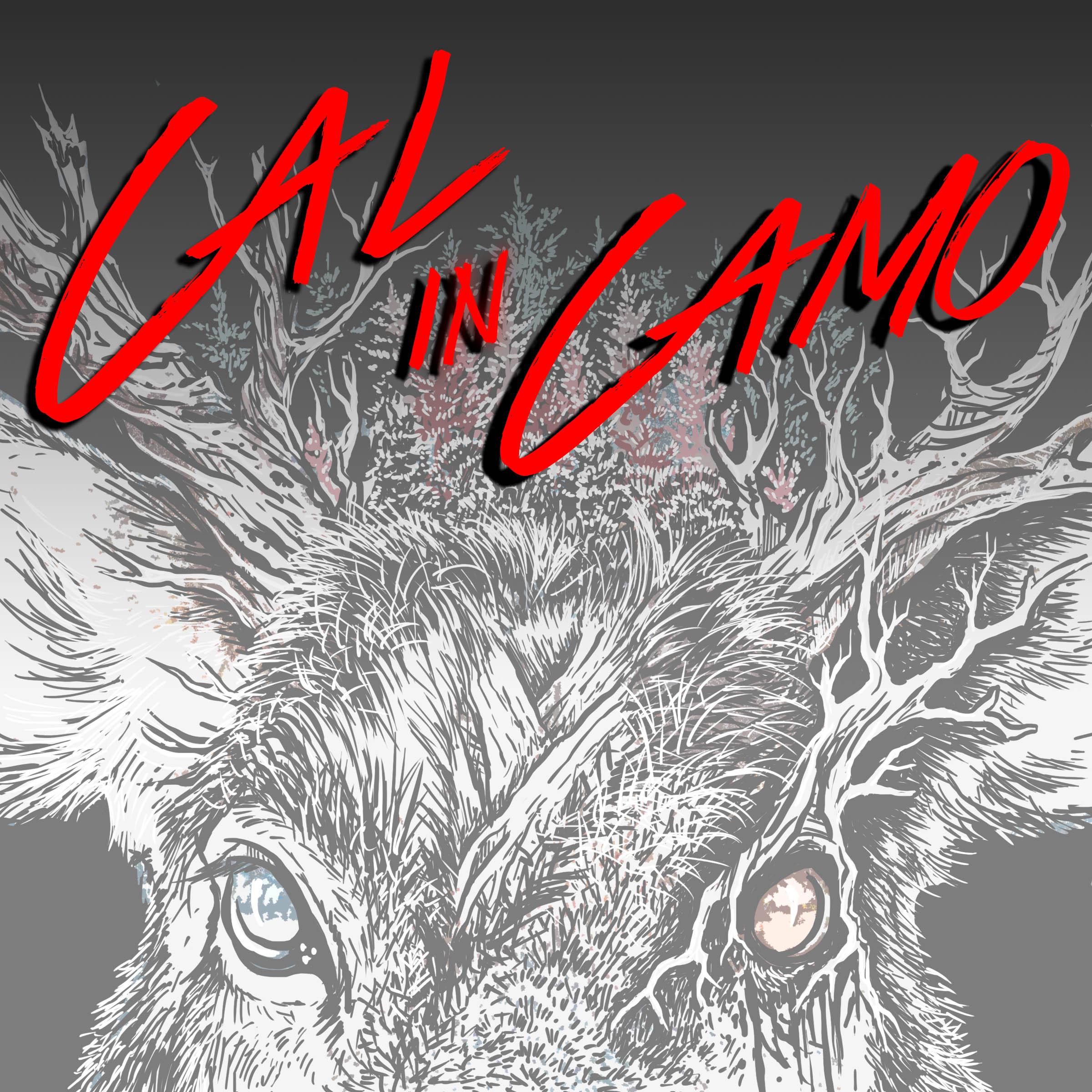 Red Dog Squadron Cal in Camo Calendar Sq