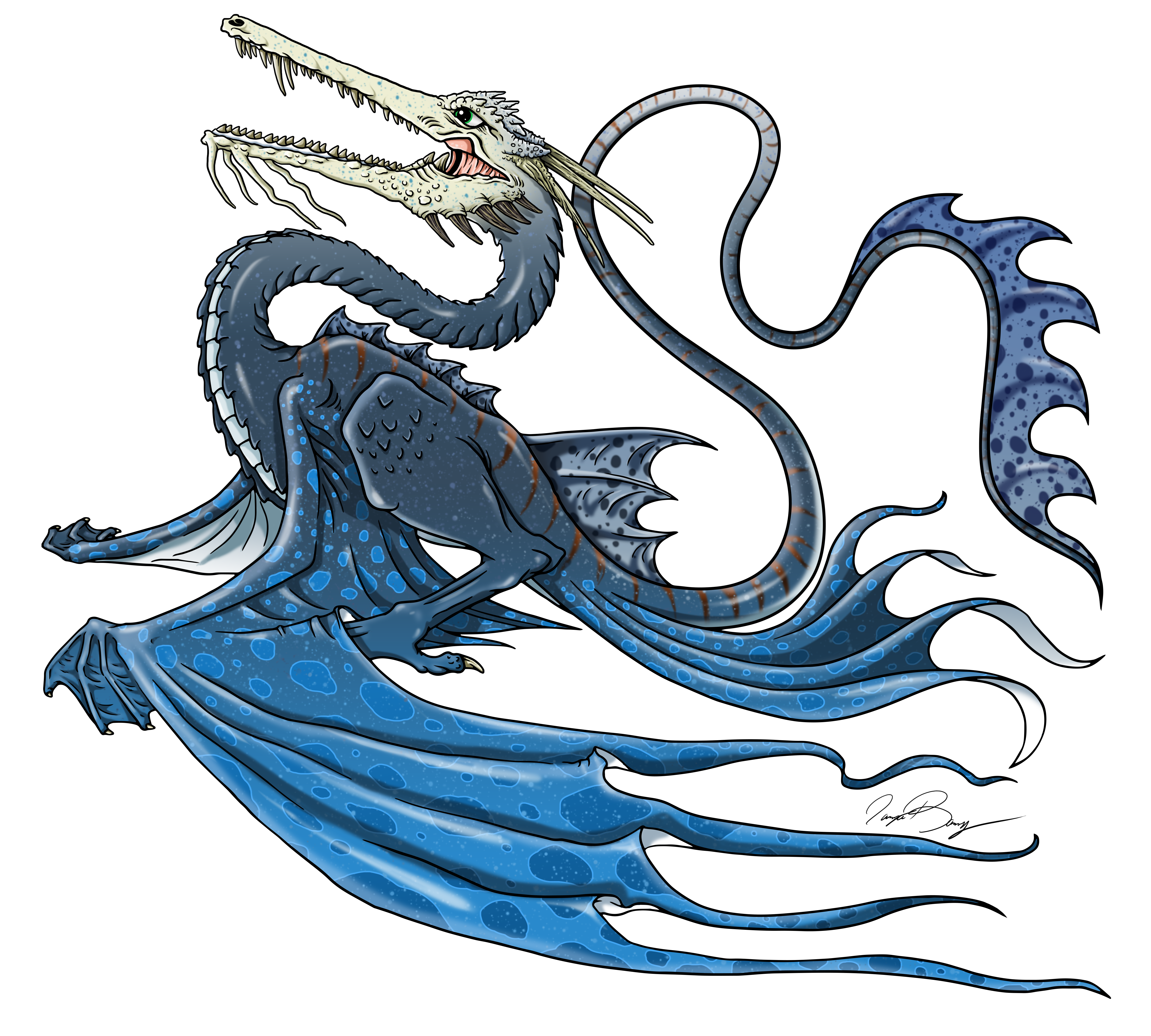 Bird Dragon