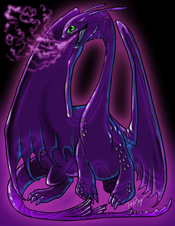 Cute Dragon