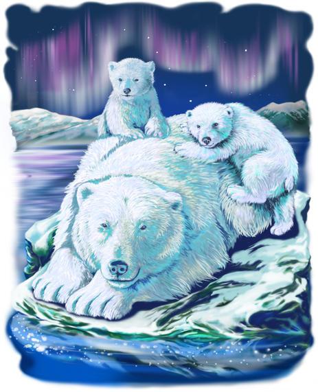 MamaPolarBear-Cubs Flat.jpg