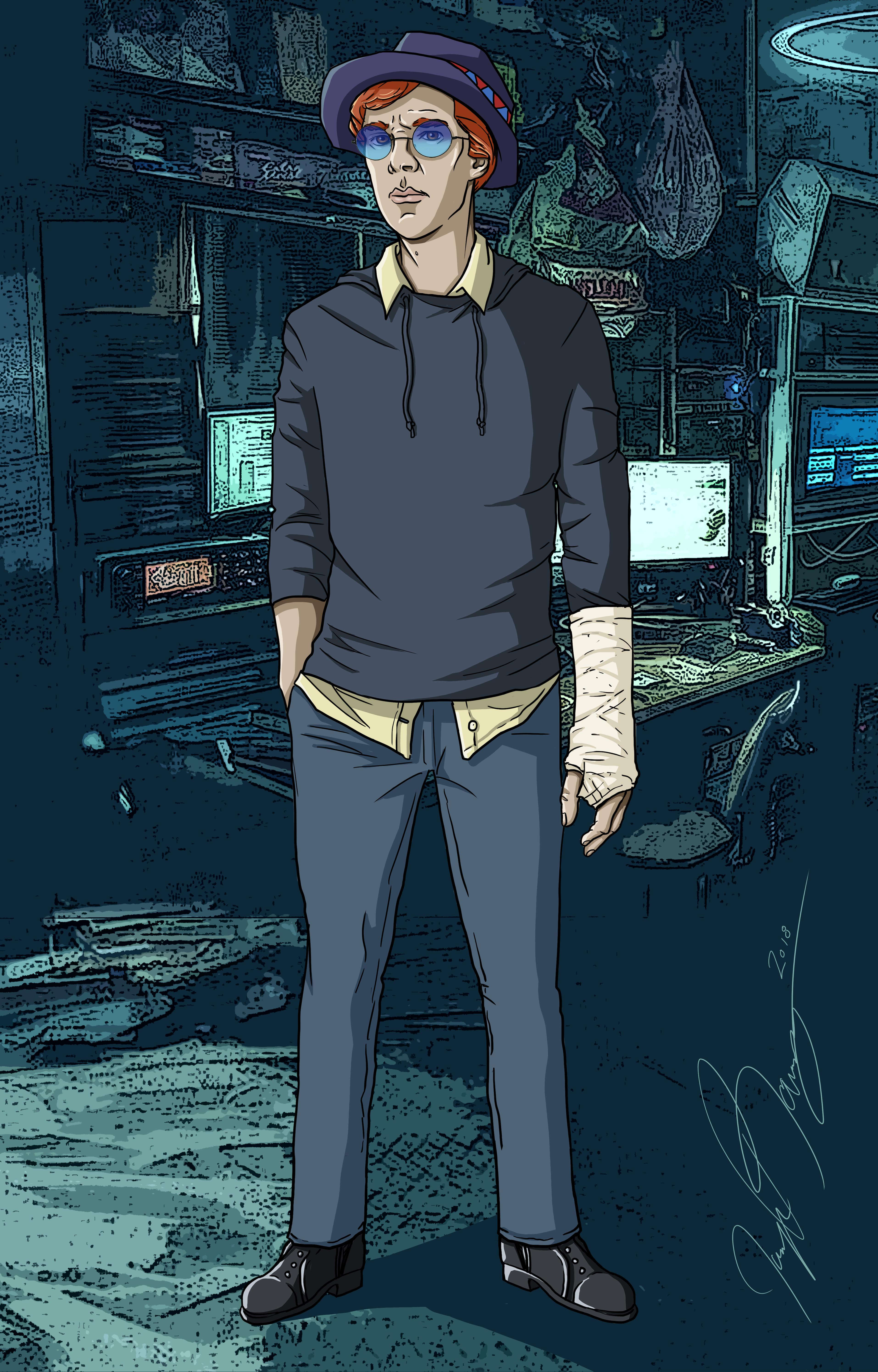 Undercover Sherlock - Will