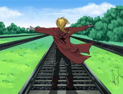 Ed on Tracks - FMA
