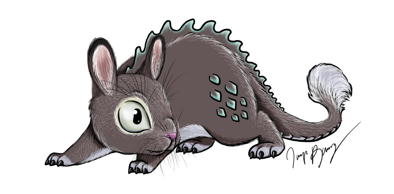 Dragon Bunny