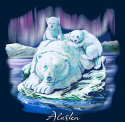 Polar Bear Momma