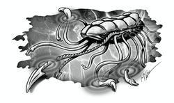 Alternate Universe Squid