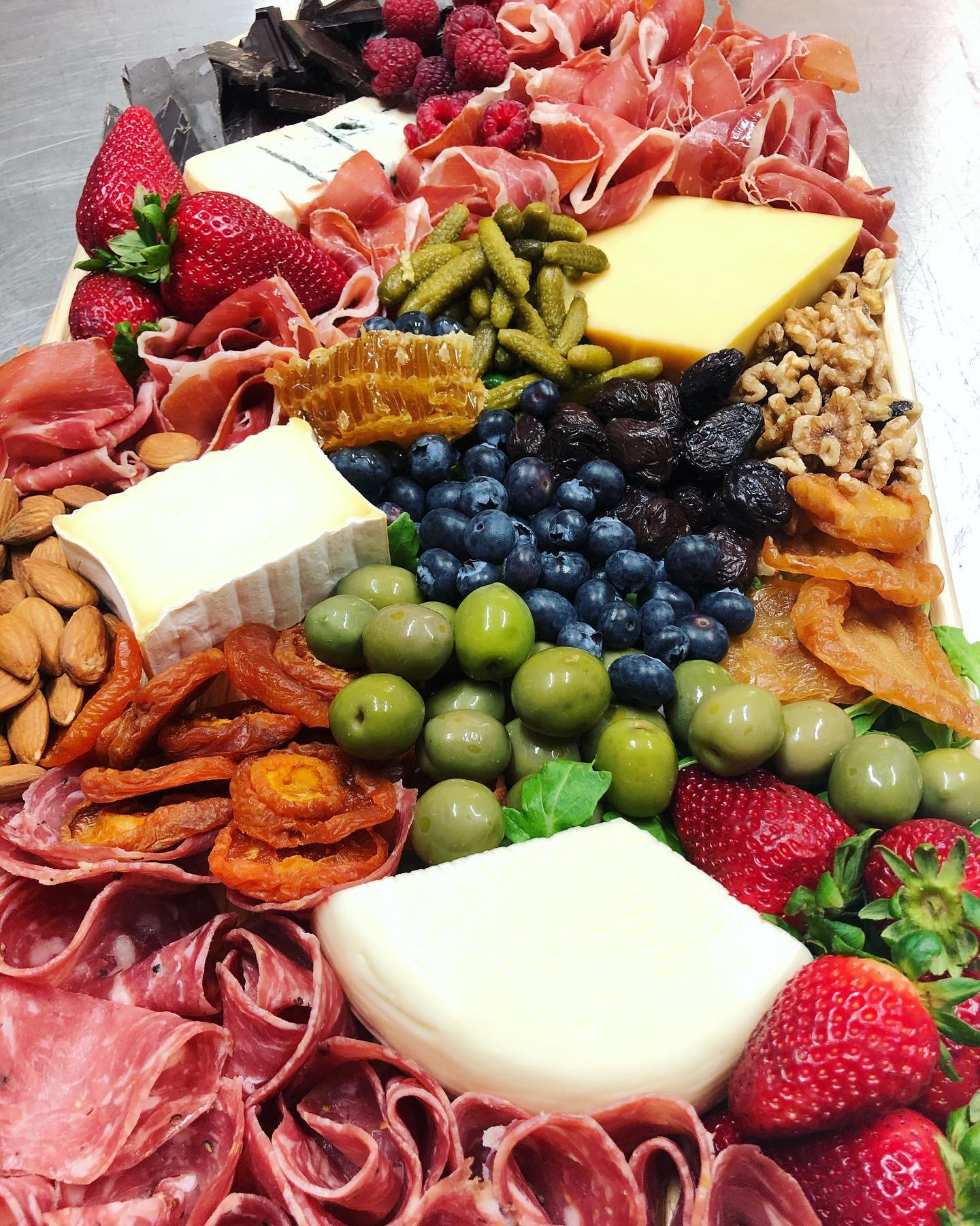 Seasonal Antipasto Grazing Box