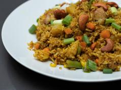 Thai Style Fried Rice