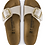 Thumbnail: BIRKENSTOCK MADRID BIG BUCKLE bianco perlato