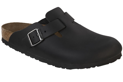 BIRKENSTOCK BOSTON UNISEX nero