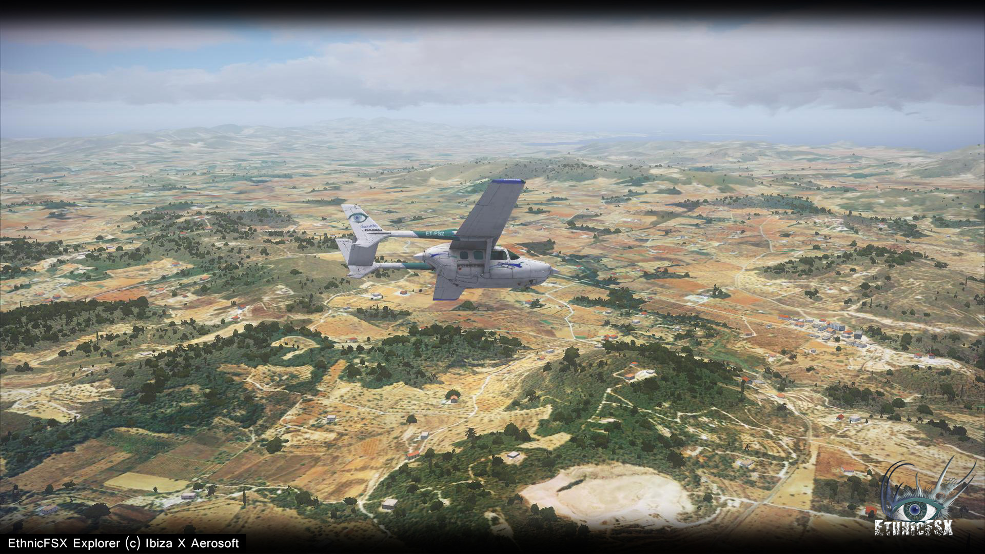 Spain FSX Wallpapers