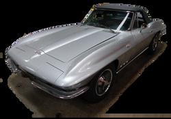 65 Corvette: 300 Horsepower