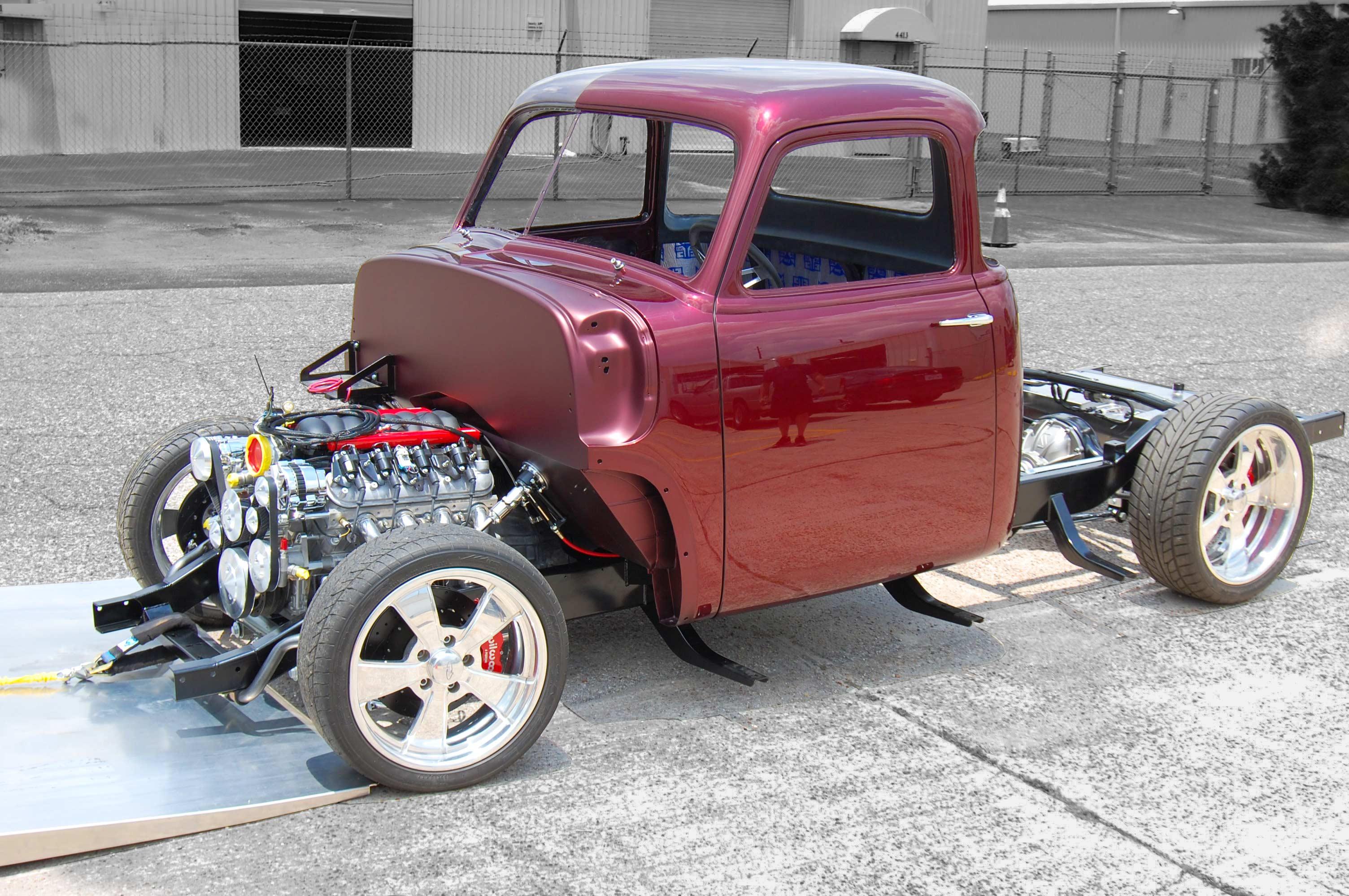 51 Chevy Truck