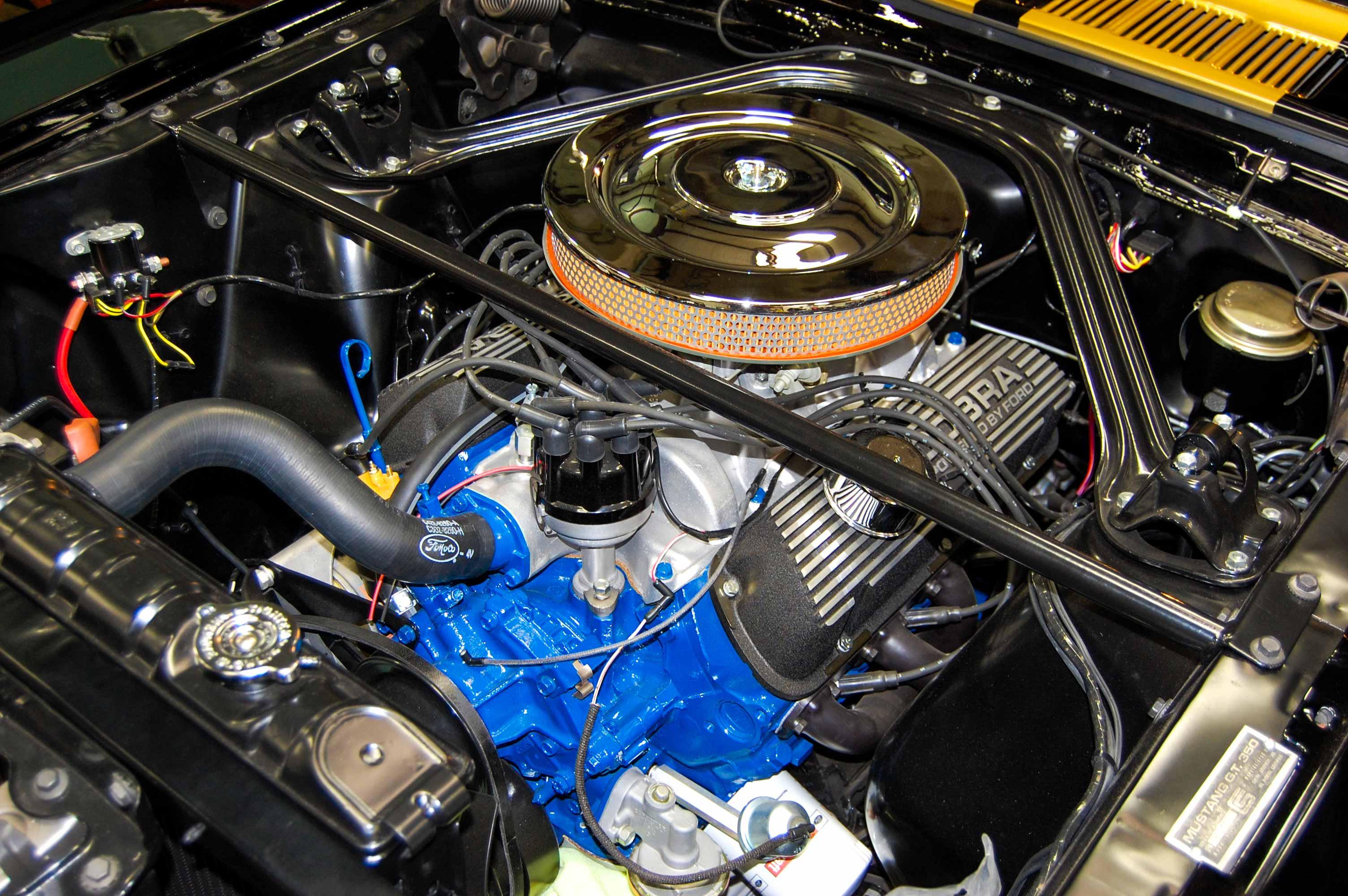 66 Mustang - GT350H