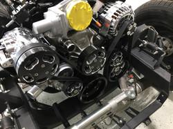 LS3 engine in 1960 Corvette