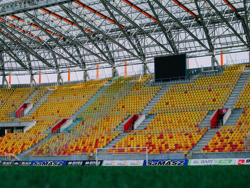 Specifying sports ground seating