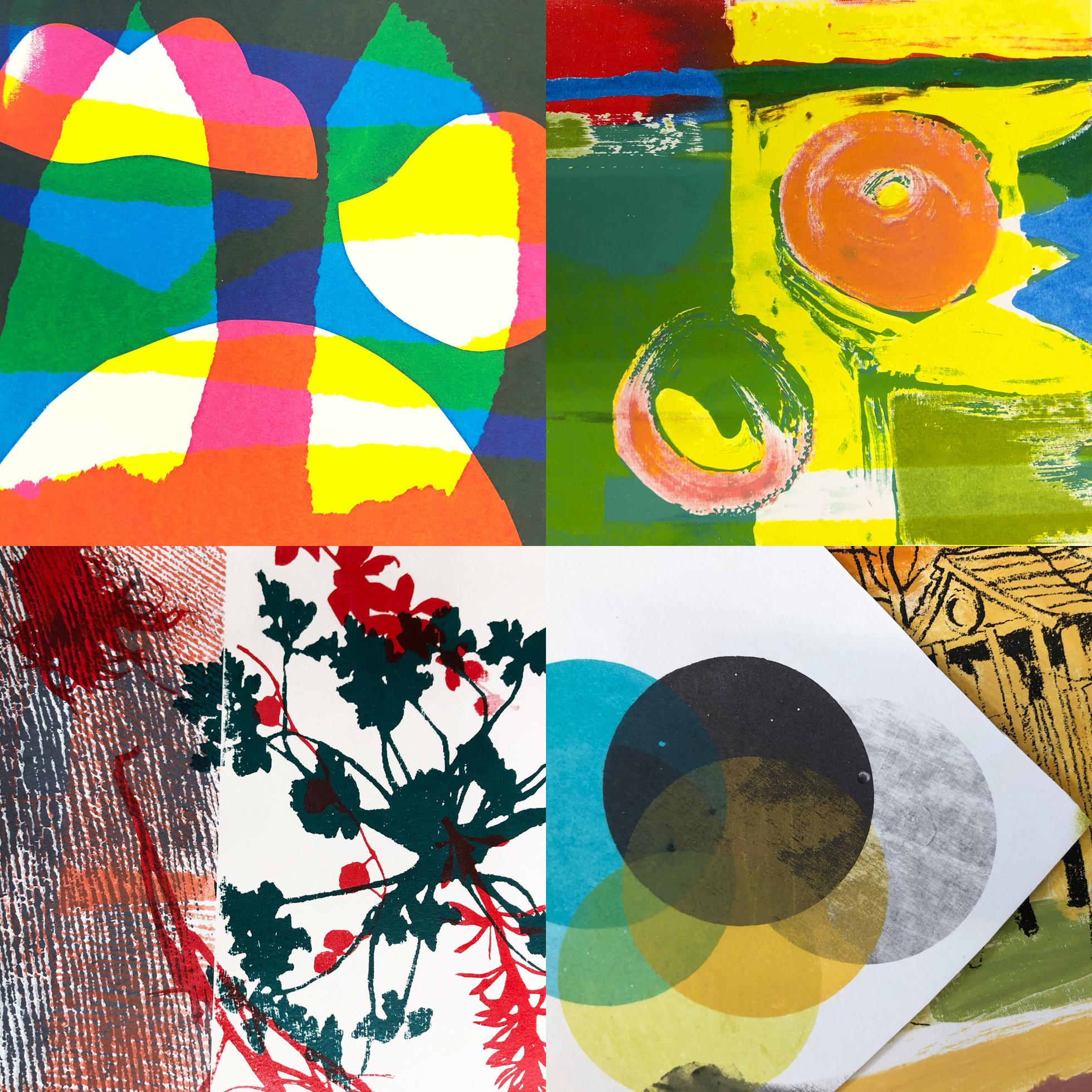 Summer School - Experimental Print