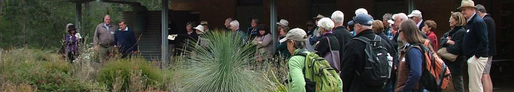 Eurobodalla Regional Botanic Gardens, Batemans Bay, South Coast NSW
