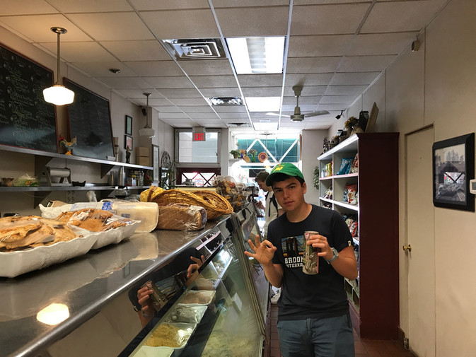 Villarina's Deli and Catering: 27 S Greeley Ave, Chappaqua, NY