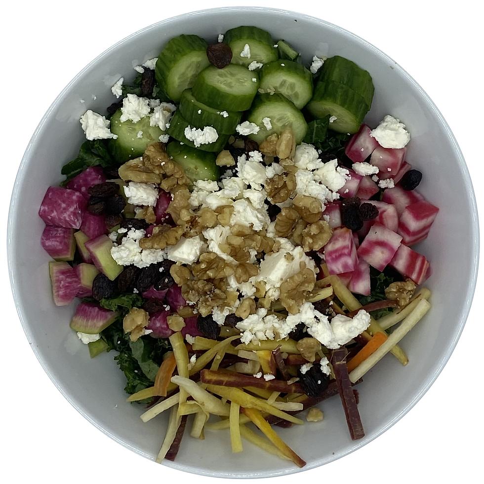 Free Entree Salad