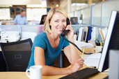 bigstock-Woman-On-Phone-In-Busy-Modern-5