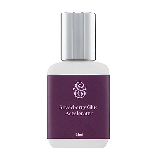 ENIGMA Glue Activator with Strawberry Scent (15 ml)