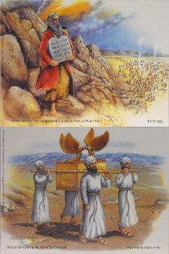 Moses and the Ark of the Covenant