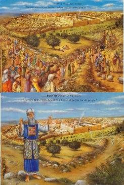 Pilgrimage  Placemat