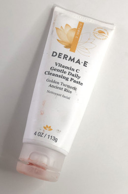 Clearly well-loved Derma-E Vitamin C Gentle Daily Cleansing Paste