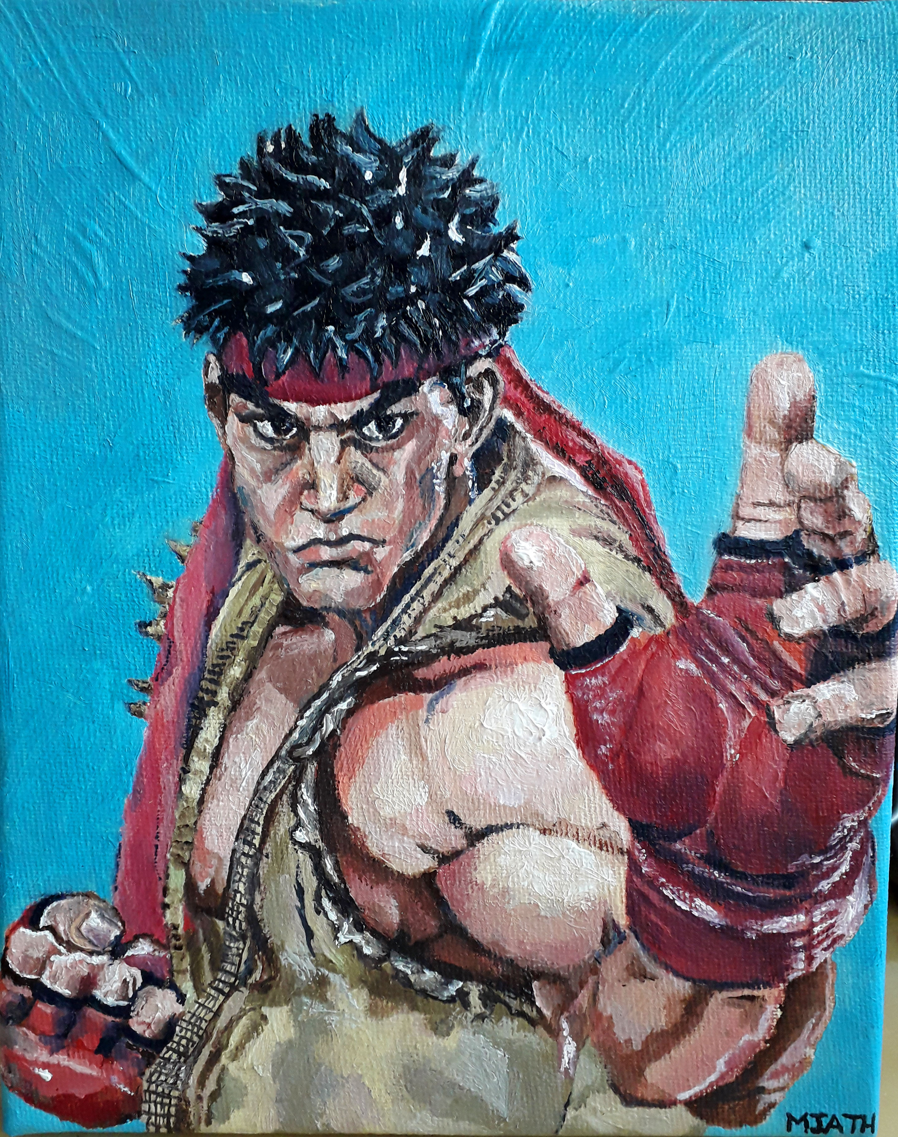 """Ryu"""