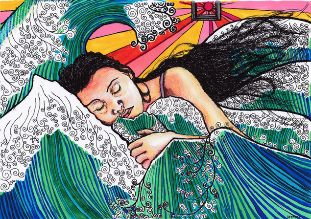 """Sweet Dreams (Colour)"""