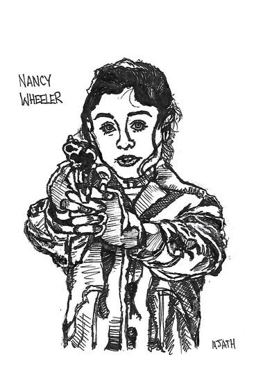 """""""Nancy Wheeler"""""""