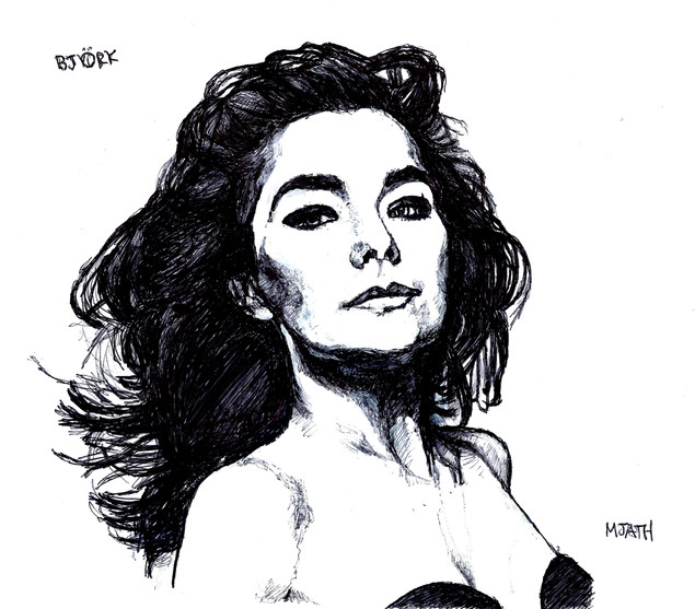 """Björk"""