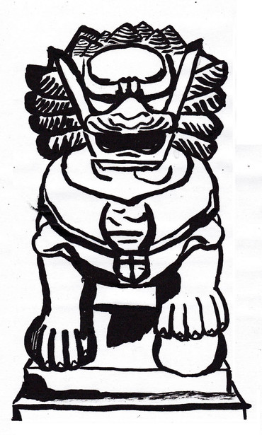 """""""Guardian Lion"""""""
