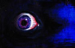 SciFi/Horror Writer's Business Card