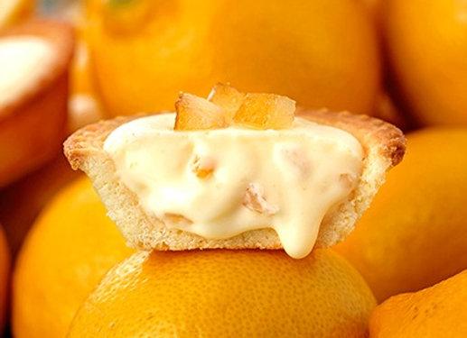 黃檸檬起士塔