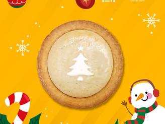 【聖誕狂享曲】消費滿250元試手氣,最大獎可享「原味起士塔乙盒」兌換券!