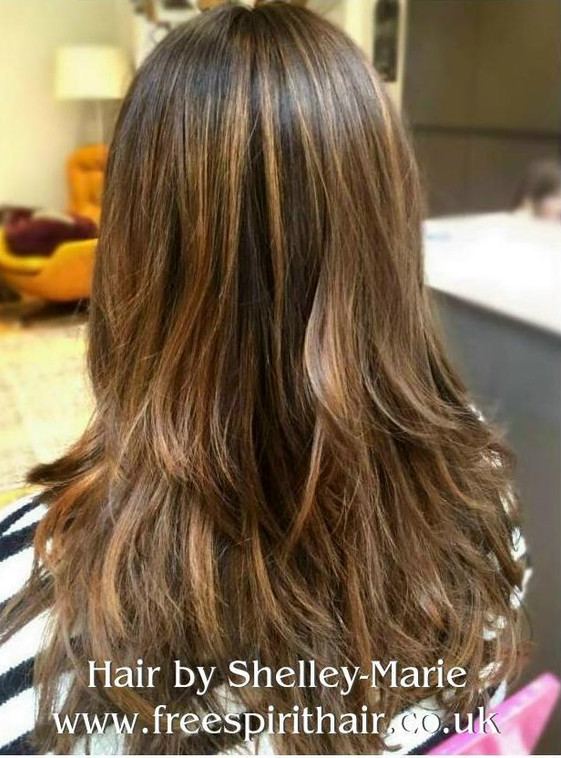The difference between Balayage & Ombre