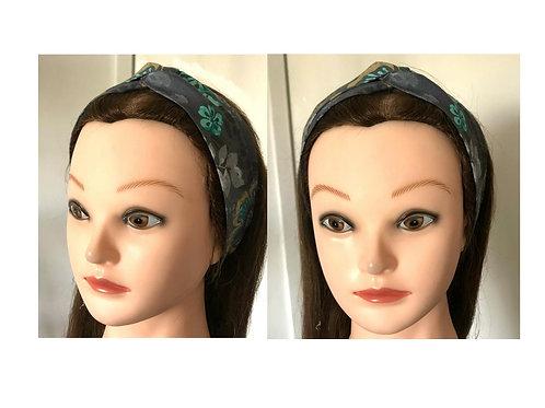 Floral Twist Headbands By Free Spirit Hair
