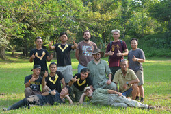 Sun Bear Rescue and Orangutan Rescue