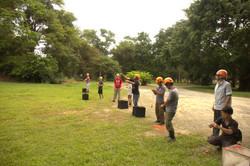 Throw bag Practice
