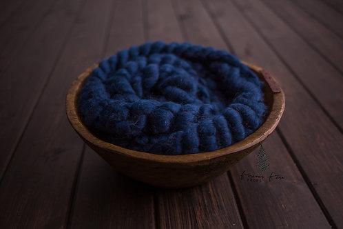 Chunky Wool Braids