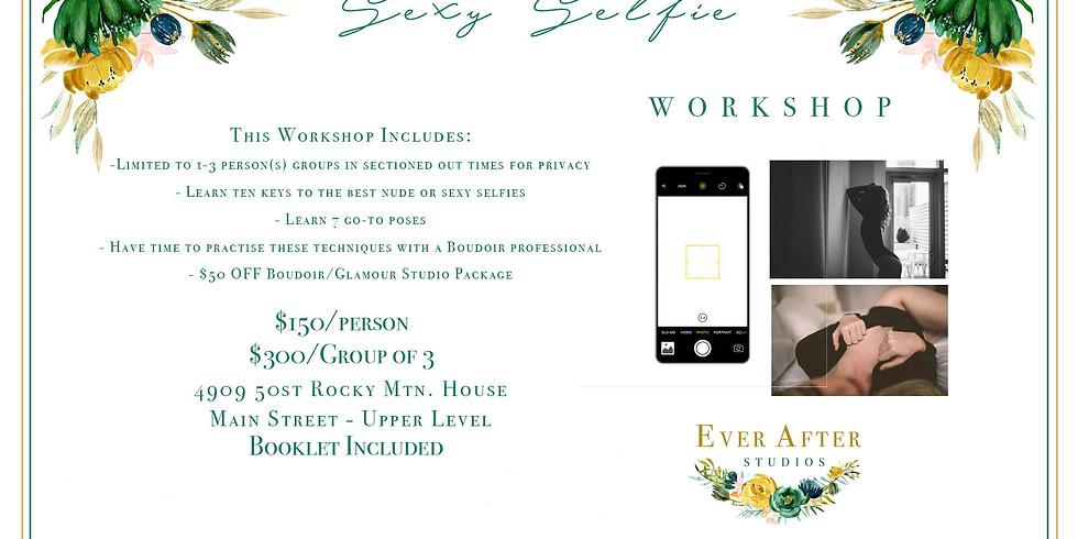 Sexy Selfie Workshop