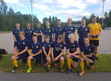 ToBK:n Helsinki Cup päättyi torstaina