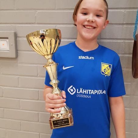 Lucas Lindgren valdes till Årets Junior 2019