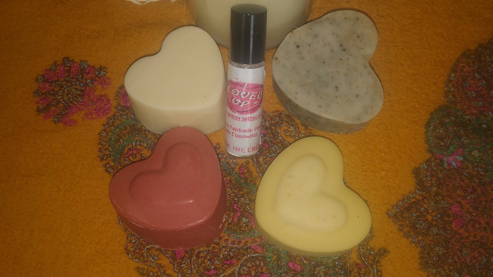 Loved Up Especially !!! Gift Set