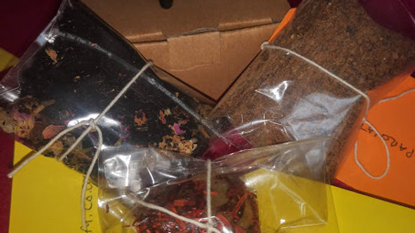 'Rosa Mystica' Incense