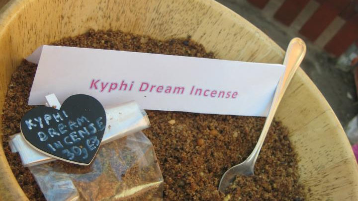 'Kyphi' Incense